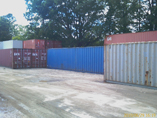 Image of 40' Used shipping containers