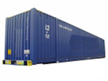 53 foot used container