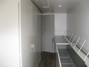 Clients requirement for custom storage