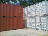 New Shipping Containers